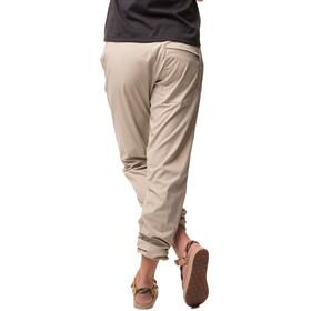 Houdini W's Liquid Rock Pants hay beige